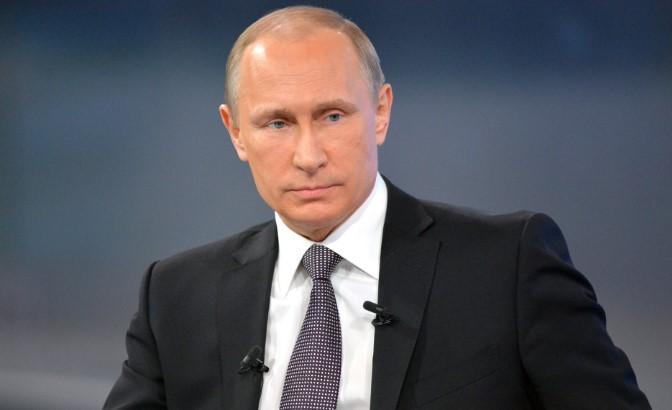 САЩ Путин