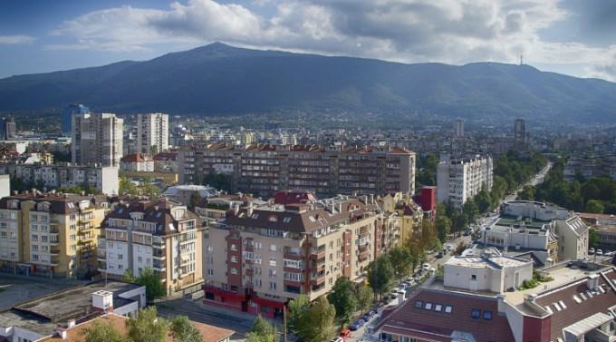 жилищата в София