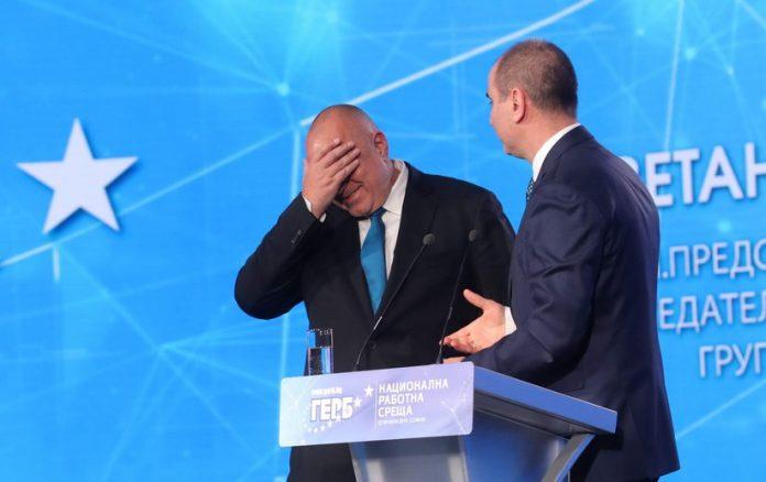 Криза в ГЕРБ