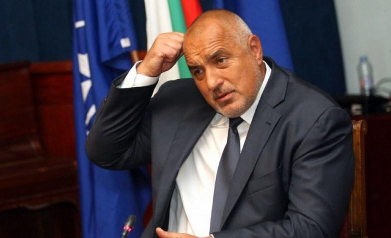 Бойко Борисов шеф ЕК