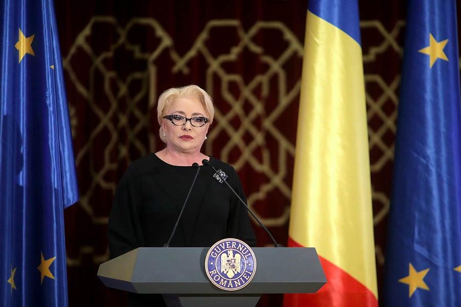 румъния председателство на ЕС Виорика Дънчила