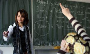 английски език Германия училище
