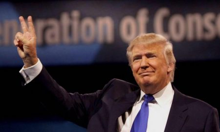космически сили Доналд Тръмп