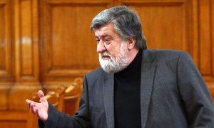 скандал в Народното събрание