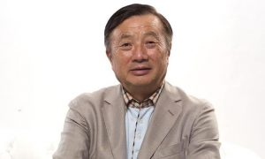основател huawei