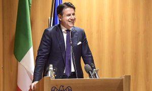 избори Европейски парламент Джузепе Конте