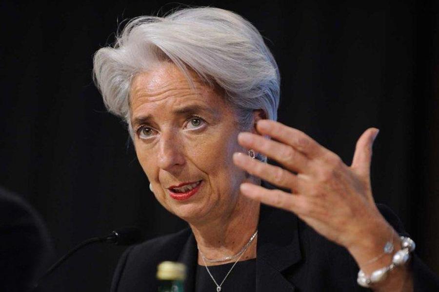 икономическа криза Кристин Лагард МВФ