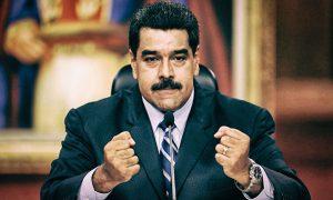 Николас Мадуро Венецуела
