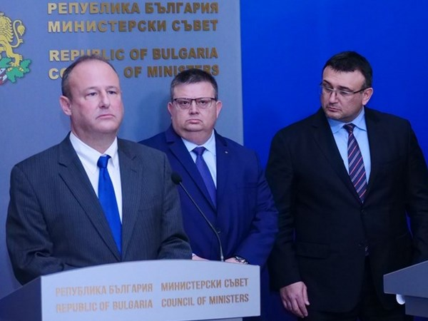 върнаха България на поправителен