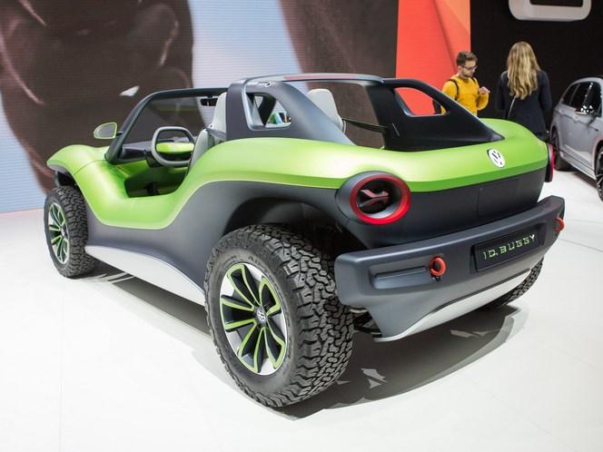 Volkswagen възроди лятното бъги, но на ток (СНИМКИ)