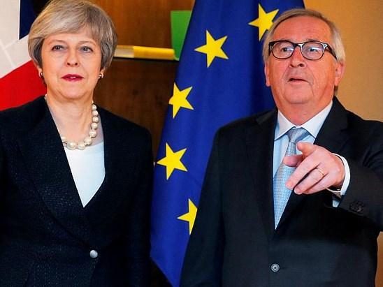 Има сделка за Брекзит