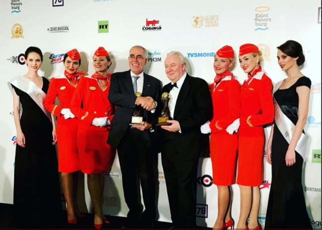 Стюардесите на руският национален превозвач Aeroflot