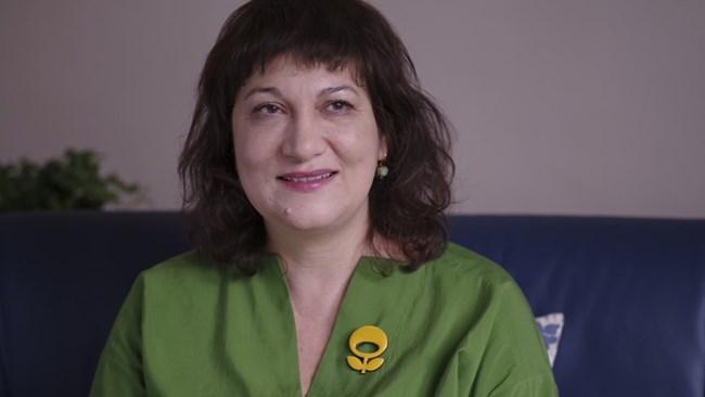 Милена Манова, психотерапевт